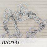 Scribbles, Tangles & Knots: Digital