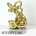 Scribbles, Tangles & Knots: Sculpture